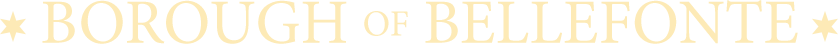 Borough of Bellefonte Logo